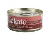 Kakato 雞+南瓜 70g