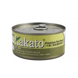 Kakato 雞 + 蔬菜 170g