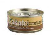 Kakato 雞+芝士 170g