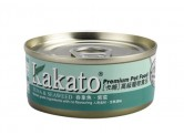 Kakato 吞拿魚 + 紫菜 70g (湯是啫喱狀)
