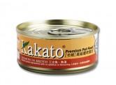 Kakato 三文魚 + 魚湯 70g