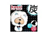 Kaori炭消臭厚尿片呎半(30cm x 45cm) 100片 x4