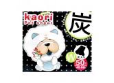 Kaori炭消臭厚尿片2呎(45cm x 60cm) 50片 x4