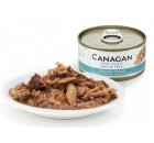 Canagan 吞拿魚  (藍色) 無穀物貓罐頭 75g