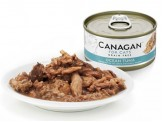 Canagan 吞拿魚貓罐頭(藍色)75g