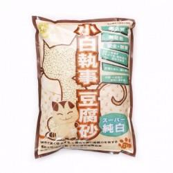 小白執事豆腐砂 7L x 6包