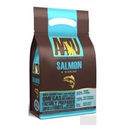 AATU 全天然野生三文魚防敏配方狗糧 10kg