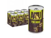 AATU 無穀物 - 全犬配方 - 鴨肉、火雞 主食狗罐頭 400g
