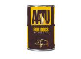 AATU 無穀物 - 全犬配方 - 豬、野豬 主食狗罐頭 400g
