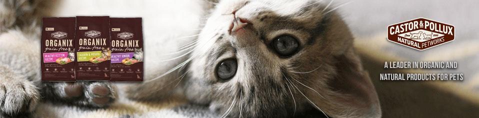 17. organix cat