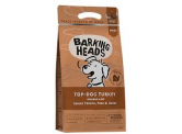 Barking Heads 無穀物全天然成犬(放養火雞 )配方 2kg  (啡色)(BHT2)