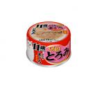 CIAO - 濃湯系列 雞肉+吞拿魚 主食貓罐頭 (元貝味) (11歲以上老貓專用) 80g (A-46) x 24 (可混款)