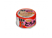 CIAO - 濃湯系列 雞肉+吞拿魚 主食貓罐頭 (元貝味) (11歲以上老貓專用) 80g (A-46)