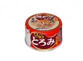CIAO - 濃湯系列 燒鰹魚+雞肉+鰹魚 主食貓罐頭 80g (A-48)