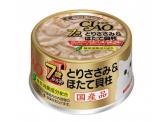 CIAO - 雞肉+帶子 貓用主食罐 (7歲貓以上) 75g (M-33)