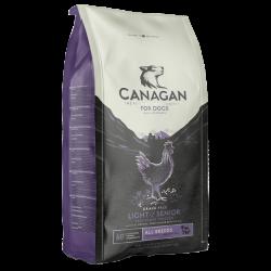 Canagan 無穀物減肥/老犬糧 12kg