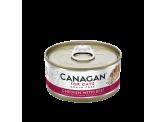 Canagan 雞肉牛肉 (深桃紅) 無穀物貓罐頭 75g x 96 (可混款)