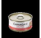 Canagan 雞肉伴蝦 (蝦肉色) 無穀物貓罐頭 75g x24 (可混款)