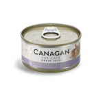 Canagan 雞肉+鴨肉 (灰藍色) 無穀物貓罐頭 75g x 24 (可混款)
