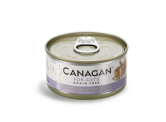 Canagan 雞肉伴鴨肉 (灰藍色) 無穀物貓罐頭  75g x 96 (可混款)