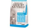 Country Naturals 鯡魚+雞肉 全貓配方 6lb (粉藍)