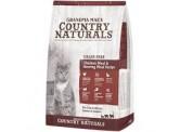Country Naturals 低敏感無穀物(鯡魚+雞肉)全貓種精簡配方 6lb (啡)