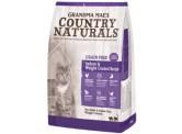 Country Naturals 無穀物體重控制去毛球室內貓配方 12Ib
