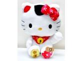 Hello Kitty 玩具 - 招財吉蒂-發聲玩具