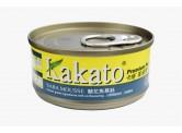 Kakato 鯖花魚慕絲 70g (新口味)
