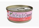 Kakato 三文魚慕絲 70g (新口味)