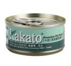 Kakato 吞拿魚+芝士 170g