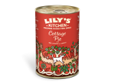 Lilys Kitchen-(牛肉批)犬用主食罐 400g (紅)