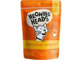 Meowing Heads MH 無穀物 放養雞,草飼牛,田園香草, 貓用主食濕包 100g