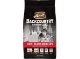 Merrick BackCounrty 無穀物天然全犬糧-牛羊兔三文魚甜薯凍乾生肉配方 4Ib