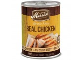 Merrick 無穀物96%雞肉狗罐頭 12.7oz