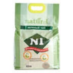 N1 Naturel (原味- 2mm 幼粒)粟米豆腐貓砂 17.5L x6 *買多啲慳多啲* *原裝行貨*