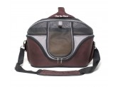 One For Pets the Cozy Carrier 優閒型 - Grey/Brown (S)