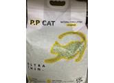 P.P CAT (綠茶味-2mm)豆腐砂 18L