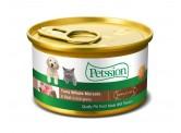 Petssion 汁煮厚切白吞拿魚牛柳粒 85g (貓罐頭)