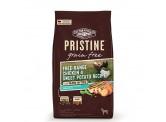 PRISTINE 無穀物全犬糧 放養雞甜薯配方+凍乾生肉塊 4lb