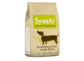 Symply (鮮品)羊肉、稻米成犬(細粒)配方 2kg