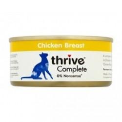 Thrive 整全膳食100% 雞肉貓罐頭 75g