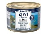 ZiwiPeak 鯖魚配方 (貓罐頭) 185g x24