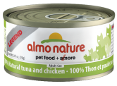 Almo Nature 雞肉吞拿魚 70g
