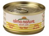 Almo Nature 雞柳片 70g