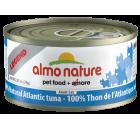 Almo Nature 大西洋吞拿魚 70g x 24罐