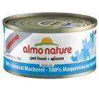 Almo Nature 鯖魚 70g x 24罐