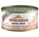 Almo Nature 三文魚 70g x 24罐