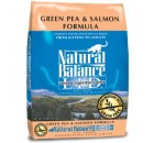 Natural Balance 三文魚豌豆抗敏貓糧 10lb