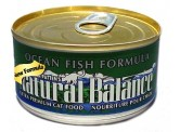 Natural Balance 海洋魚貓罐頭 (5.5oz) x 24罐